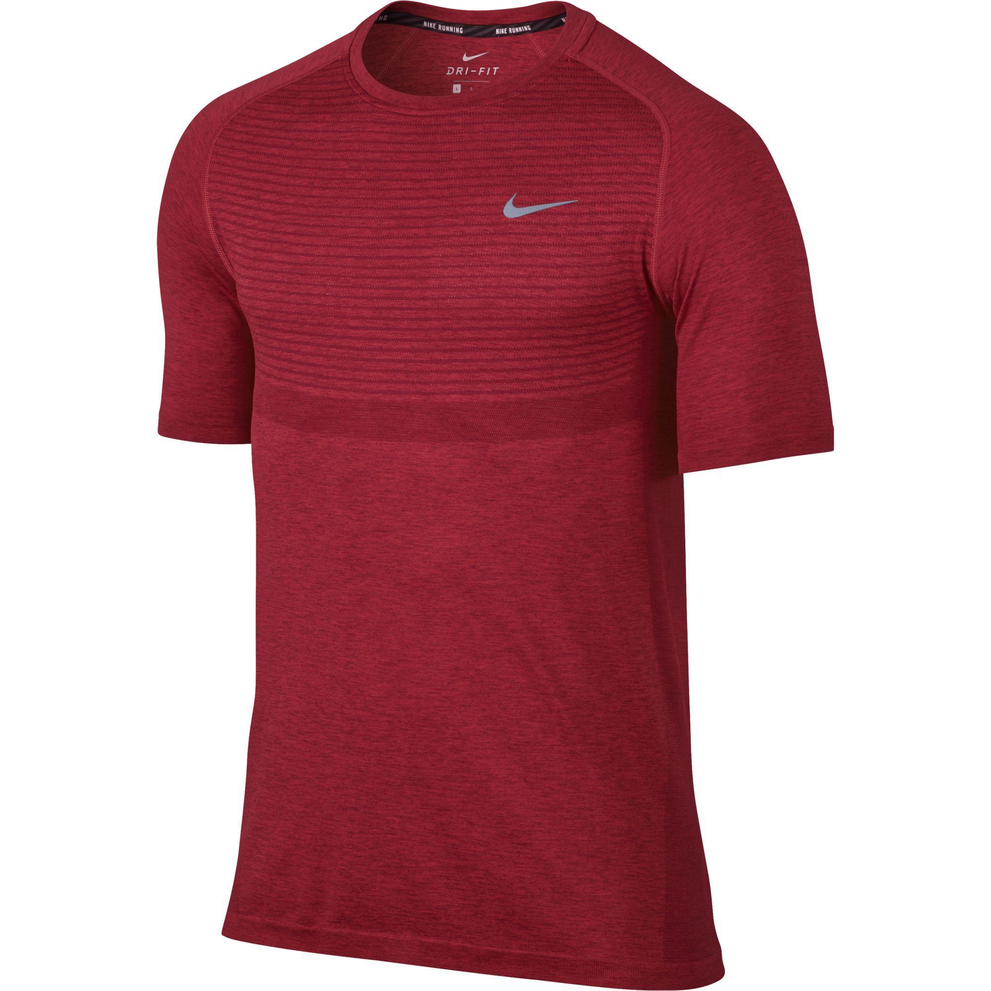 Nike Dri-FIT Knit Short Sleeve 67523