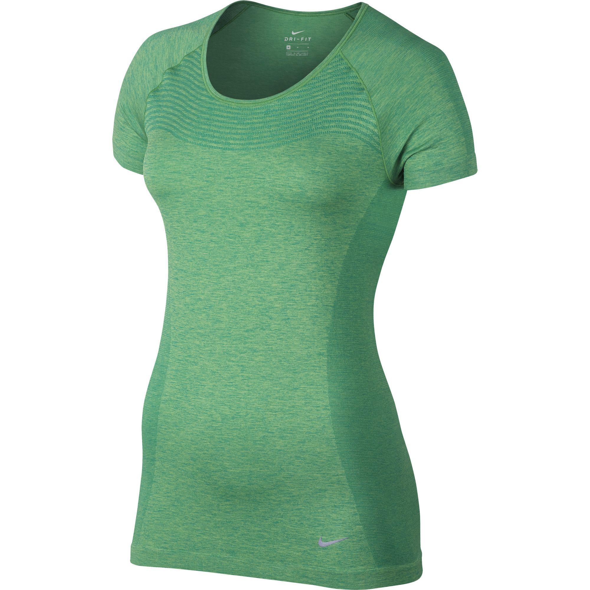 Nike Dri-FIT Knit Short Sleeve 93278