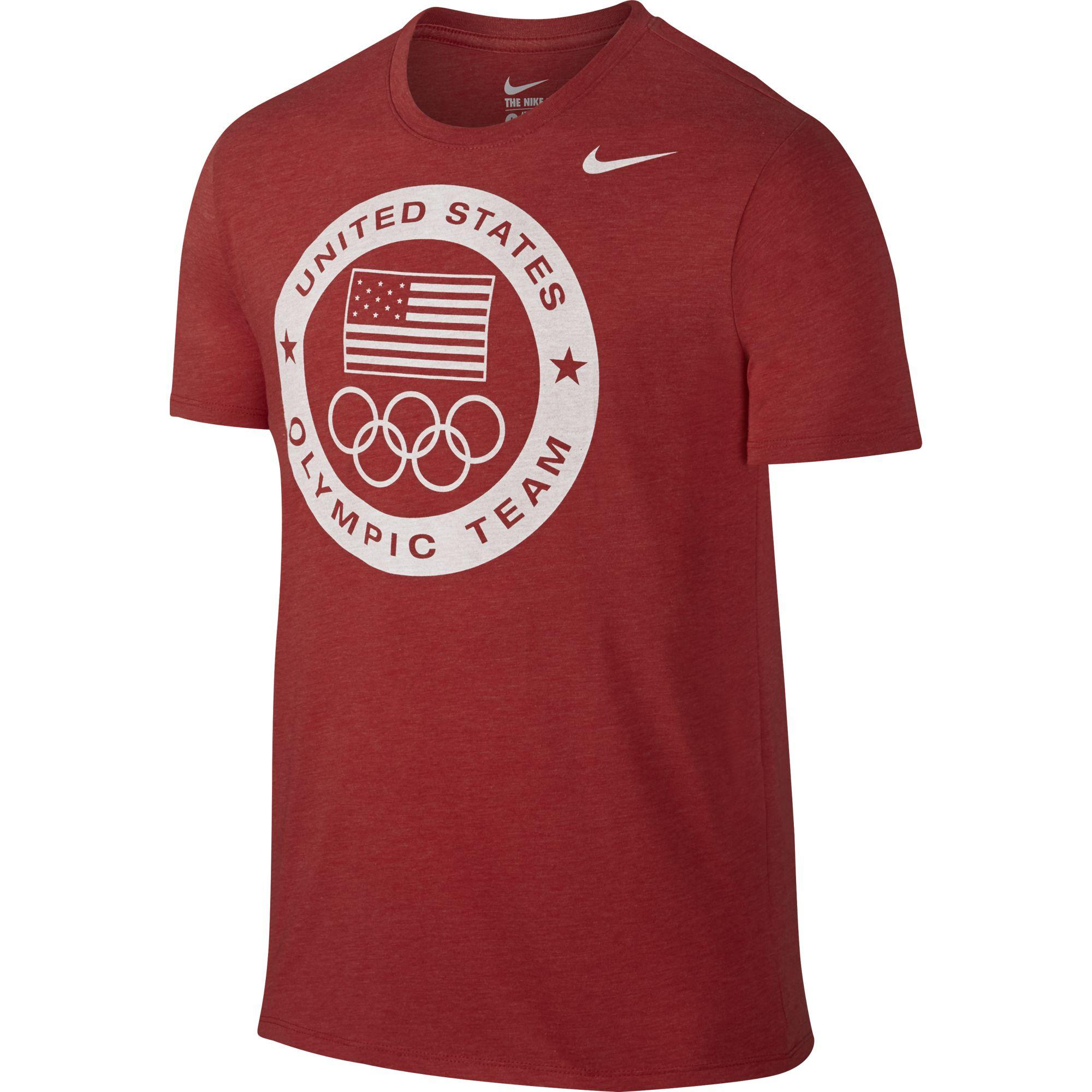 Nike Team USA Logo Short Sleeve 653501
