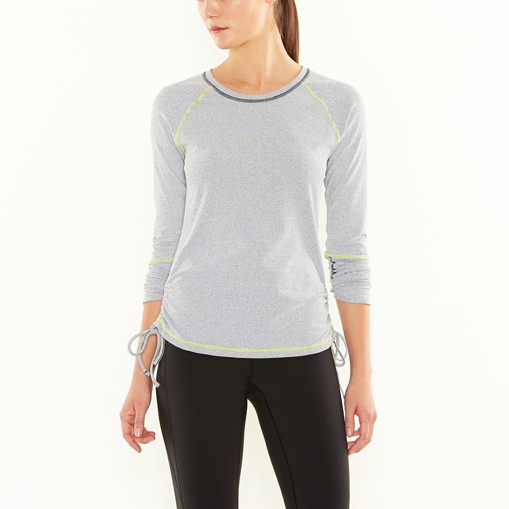 lucy Dashing Stripes Long Sleeve 994147
