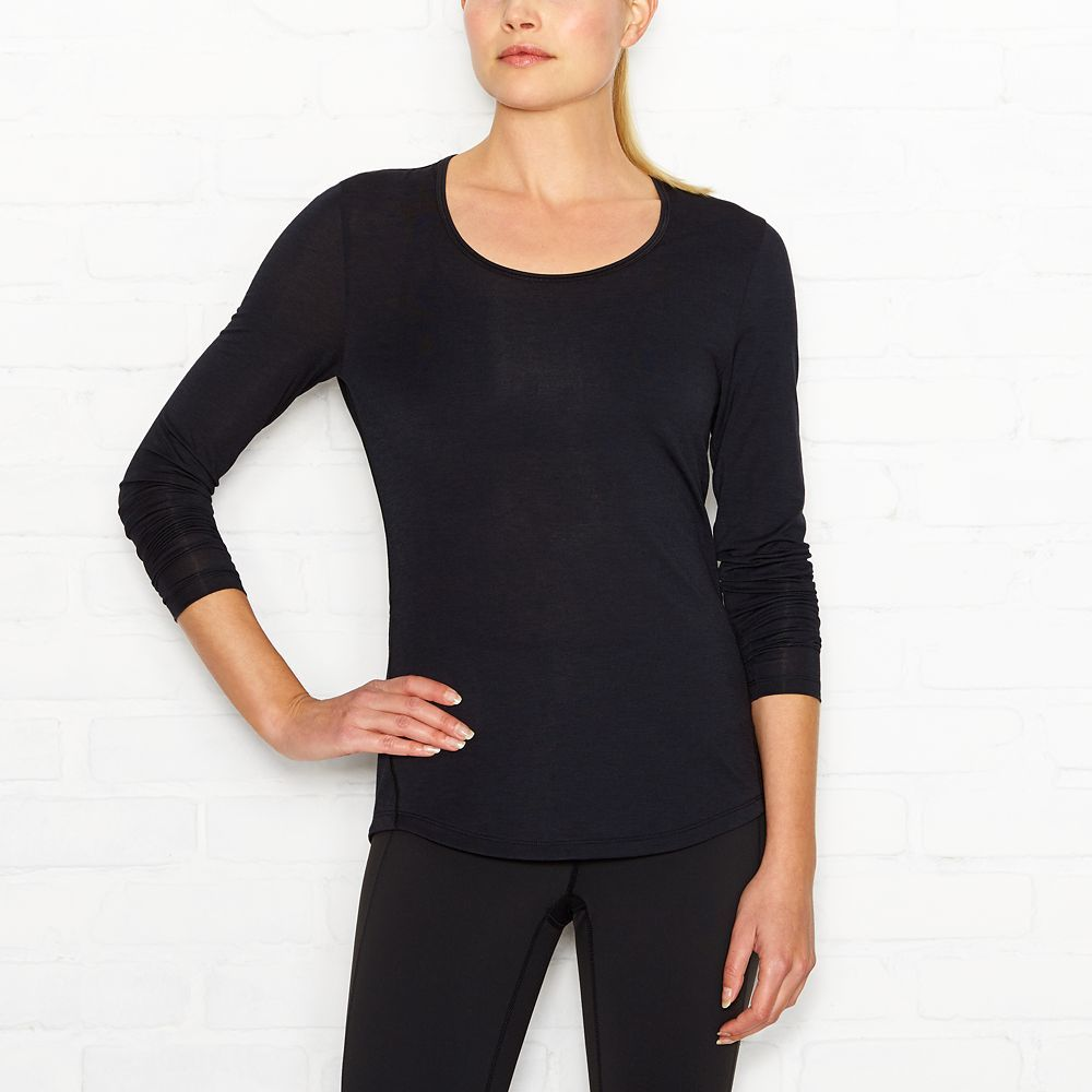 lucy Long Sleeve Workout Tee 9957