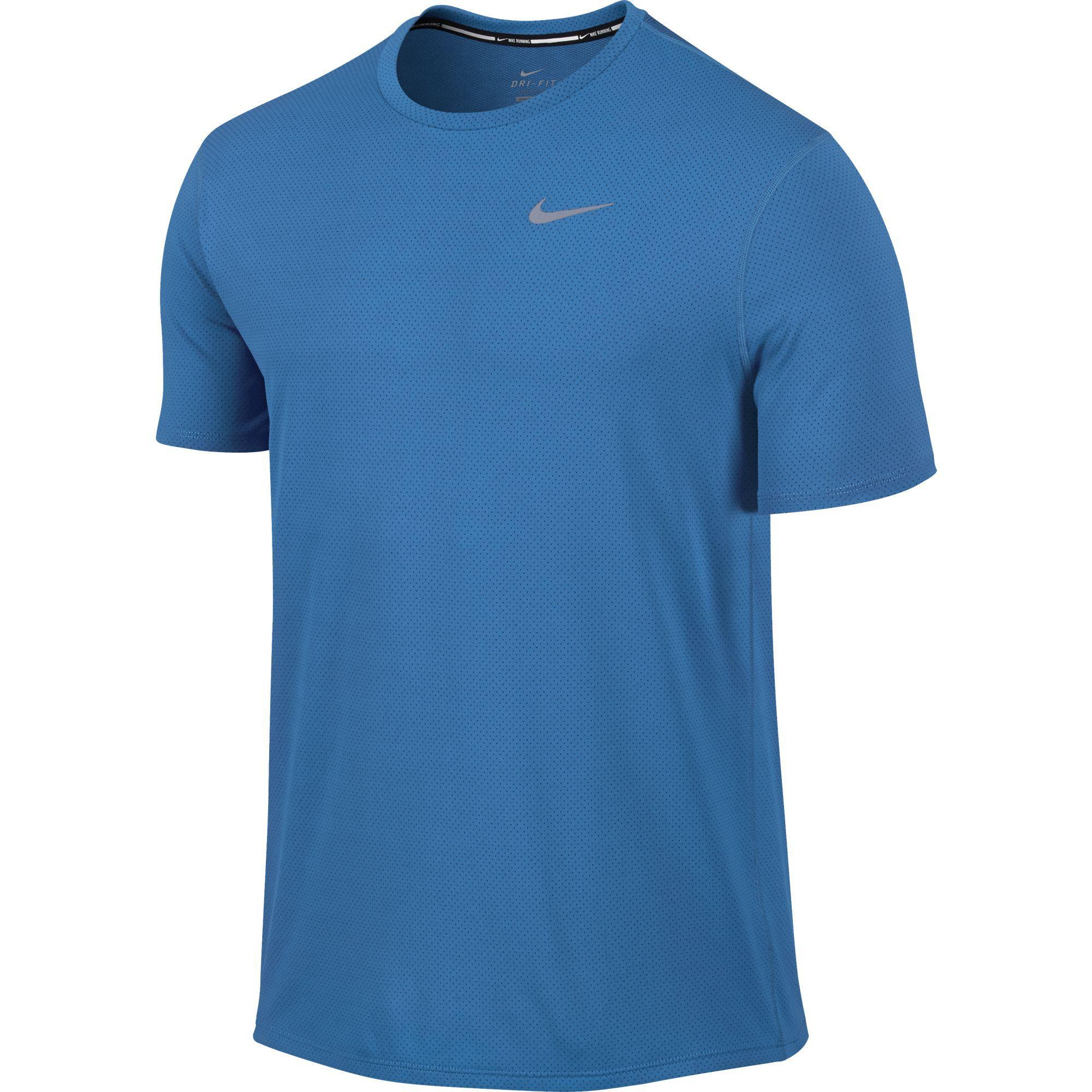 robe de mari e yves saint laurent - Nike Dri-FIT Contour Short Sleeve - Fleet Feet Sports