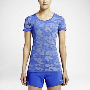 Nike Dri-FIT Knit Contrast Short Sleeve 67571