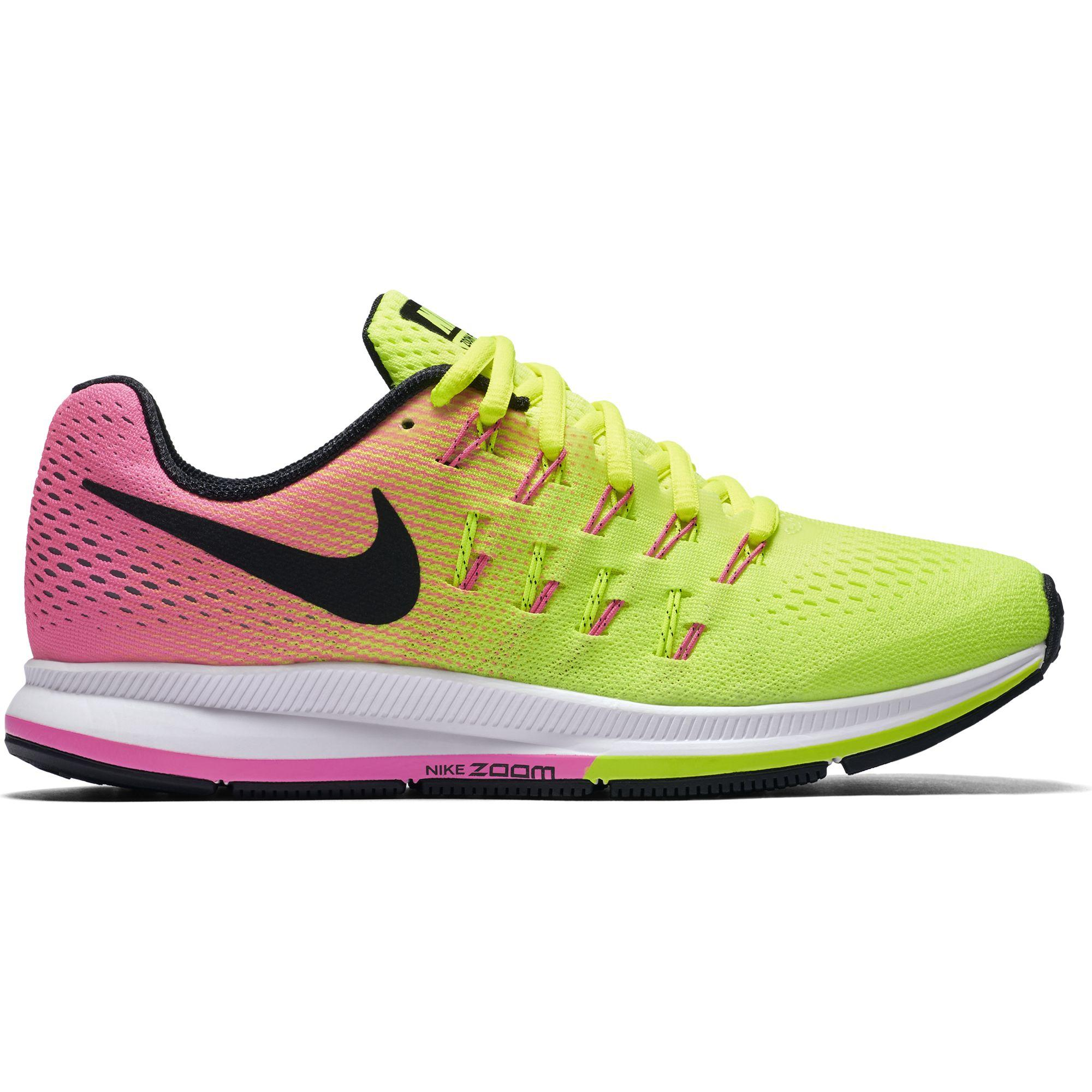 new concept 5aa7b 4ce11 Womens  Nike Air Zoom Pegasus 33 Shades of Unlimited  Fleet