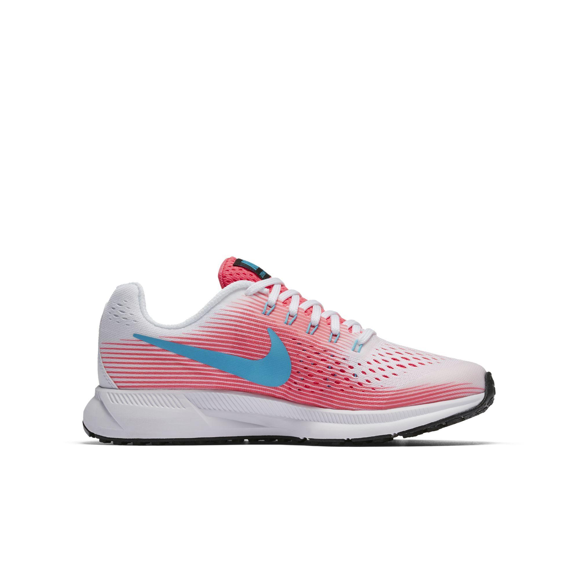 d3c12d5f7 Youth | Nike Air Zoom Pegasus 34 | Fleet Feet